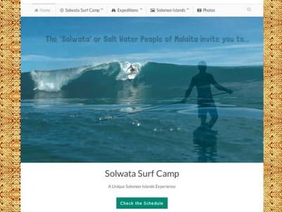 Surf Solomons Wordpressit Website Development