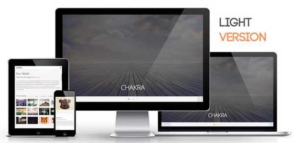 Chakra-mobile-theme
