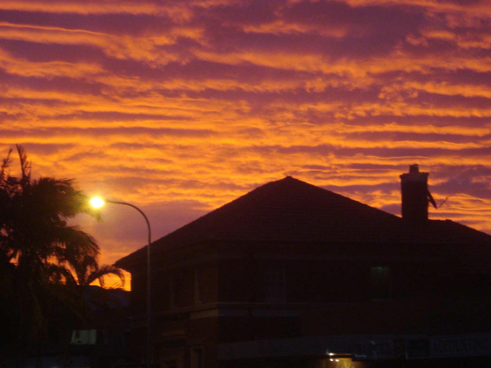Mullumbimby Sunset Wordpressit