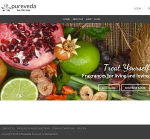 pureveda wordpressit web development