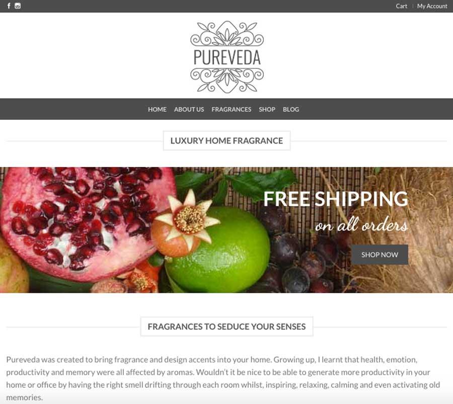 Pureveda Wordpressit Website Development
