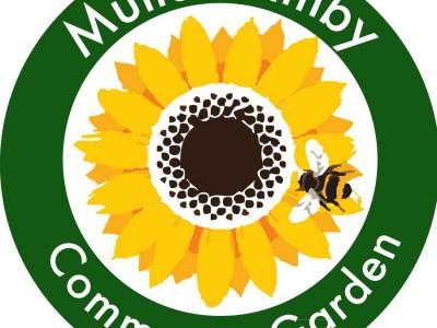 Mullumbimby Community Garden New Logo Wordpressit Loretta Faulkner Design Concept