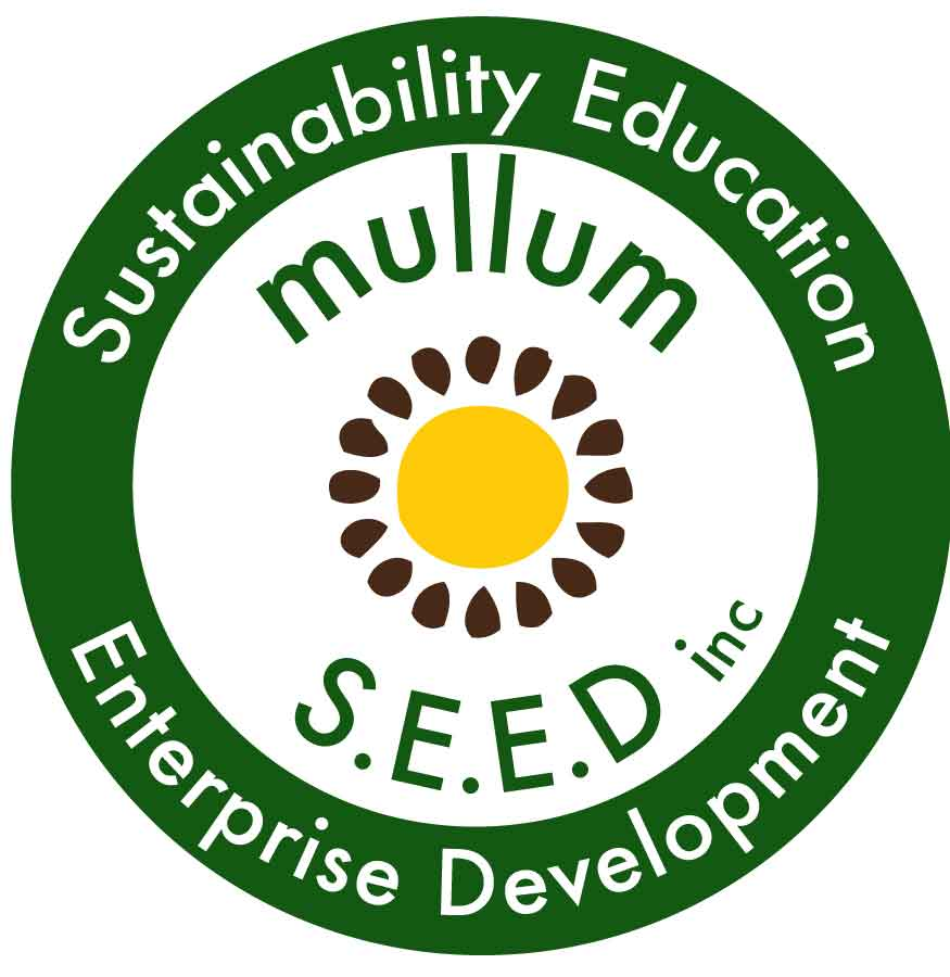 Mullum Seed Sustainability Education Enterprise Development Incorporated Mullumbimby