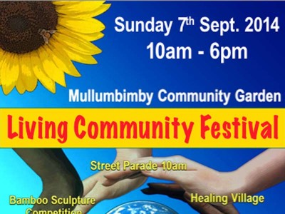 living community festival mullumbimby community garden wordpressit web development