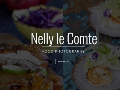 Nelly le Comte Photography Wordpressit Website Development Mullumbimby