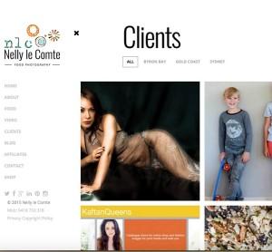 Nelly le Comte Photography Wordpressit Web Development Loretta Faulkner Mullumbimby Byron Bay Australia