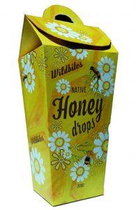 honey drops candy packaging loretta faulkner graphic design wordpressit mullumbimby byron bay