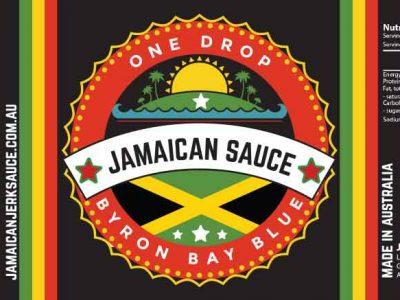 One Drop Jamaican chilli Sauce Byron Bay