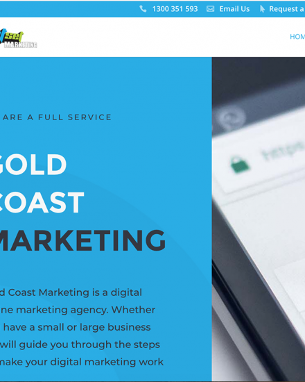 Marketing Gold Coast Internet and Seo Marketing Wordpressit web development and graphic design