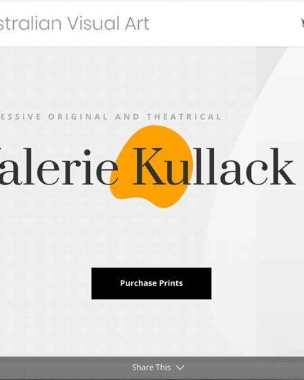 Australian Visual Art Website Wordpressit Original Art Prints by Valerie Kullack