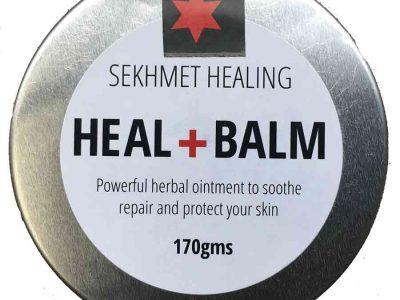 Heal balm ointment label design Wordpressit Graphic design and web development.