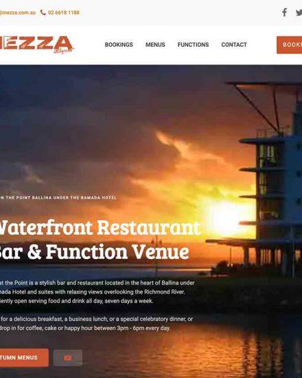 Mezza Restaurant Bar Ballina